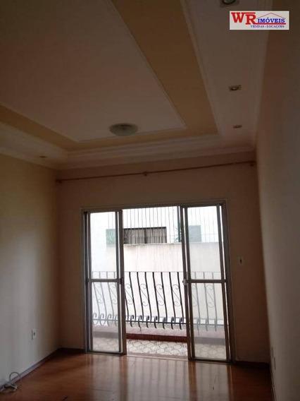 Apartamento Com 2 Dormitórios À Venda, 75 M² Por R$ 310.000 - Vila Caminho Do Mar - São Bernardo Do Campo/sp - Ap1899
