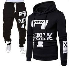 43666a40e Moletom Masculino Abrigo Dança Hip Hop 7 New York + Calça !
