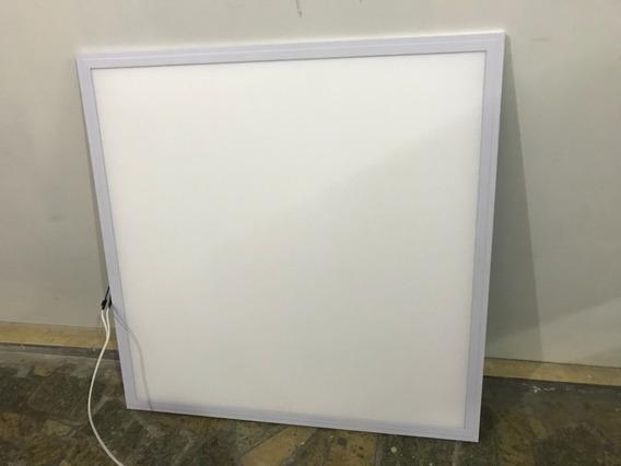 Painel Plafon Led 62x62 48w Branco Frio Bivolt Embutir