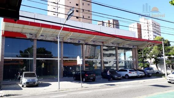 Loja Para Alugar, 822 M² Por R$ 25.000,00/mês - Aldeota - Fortaleza/ce - Lo0003