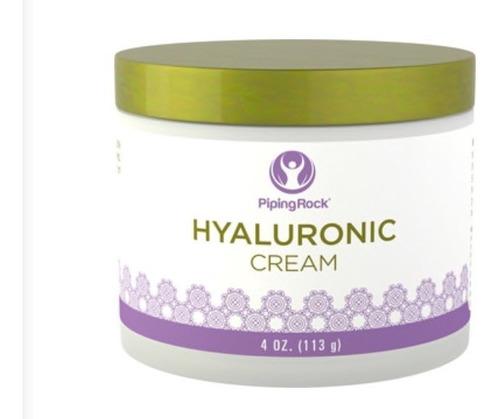 Acido Hialuronico Crema Anti Arrugas Edad Piping Rock Usa
