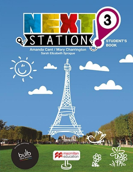 Next Station 3 - Student´s Book & Clil With Bulb