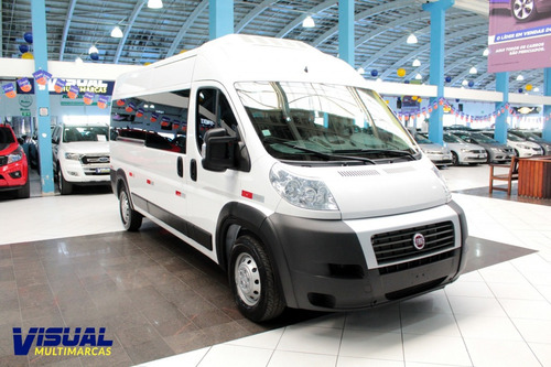 Imagem 1 de 14 de Fiat Ducato Minibus - 16lugares - Diesel - 2020