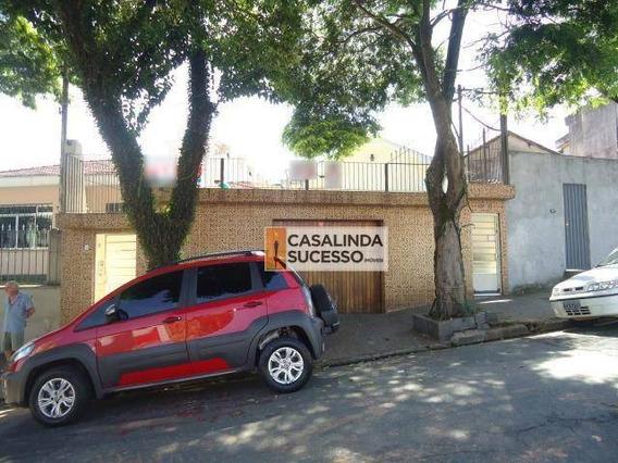 Casa 140m² 2 Dorm/3 Vg - Próx. Metrô V. Matilde - Ca1791. - Ca1791