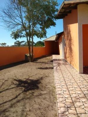 Casa Localizada No Bairro Savoy Em Itanhaém, Ref. 5720 M H