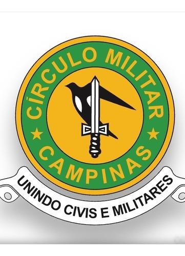 Imagem 1 de 1 de Vendo Título Familiar No Clube Círculo Militar De Campinas