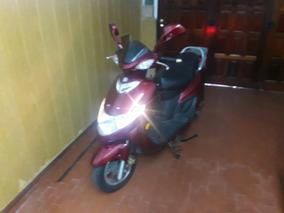 Escooter Suzuki An 125 Año 2010