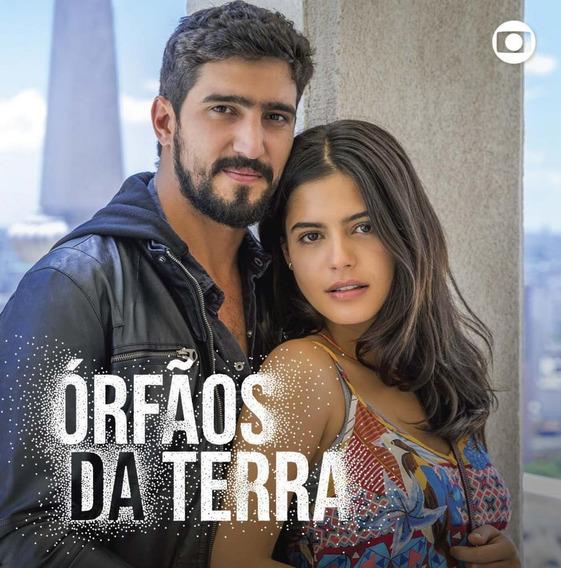 Cd Órfãos Da Terra Vol. 1 - Trilha Sonora Da Novela Da Globo