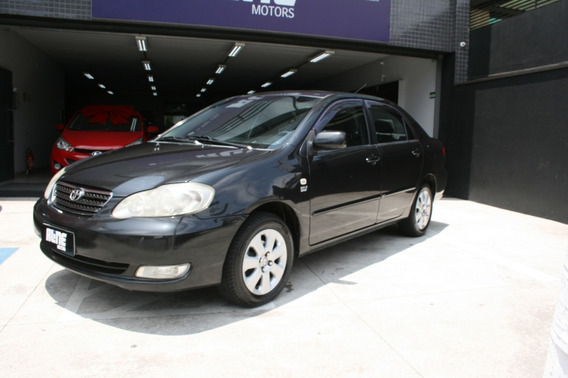 Toyota Corolla Xei 1.8 Flex Manual 2008