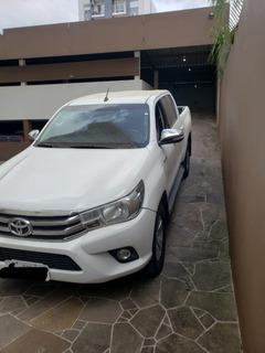 Toyota Hilux Cd Srv Completa 2017 Diesel Automática 177cv