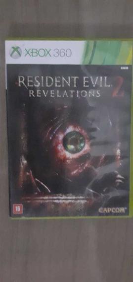 Resident Evil Revelations 2 Xbox 360 Original