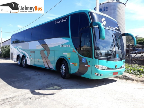 Ônibus Rodov. Trucado Paradiso G6 1200 Ano 2002 Johnnybus