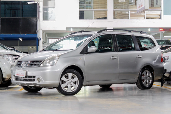 Nissan Grand Livina 1.8 Sl