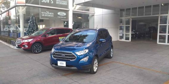 Ford Eco Sport 5 Titanium L4/2.0 Aut