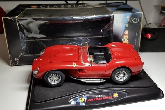 Ferrari 250 Testarossa - Bmsales 1/18 - Ñ Maisto Hot Wheels