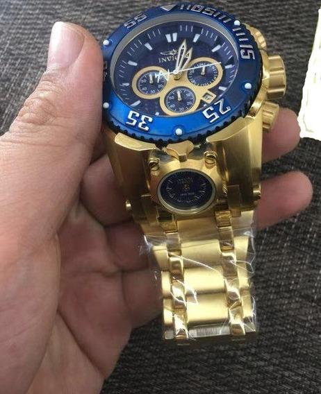 Lançamento Relógio Invicta Zeus Magnum V/cores C/caixa