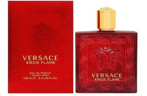 Colonia Caballero Hombre Perfume Versace Eros Flame 9$ Gk