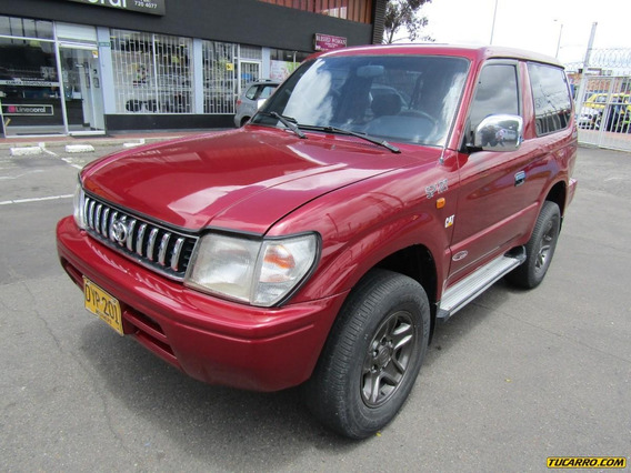 Toyota Prado Gl