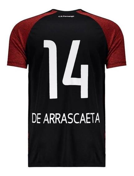 Camisa Flamengo Motion 14 De Arrascaeta