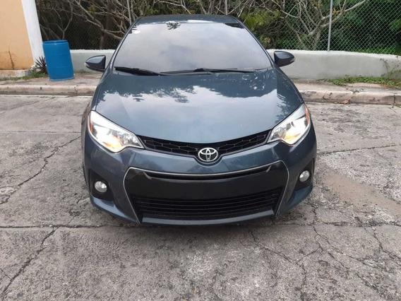 Toyota Corolla Type S 2015
