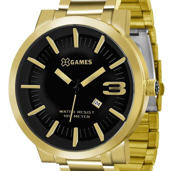 Relógio X-game Masculino Xmgs1007 P2kx Original + Nota