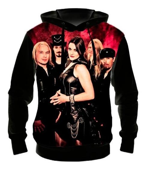 Blusa Moletom Nightwish - Casaco Frio