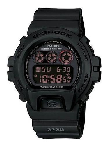 Relógio Masculino Casio G-shock Dw-6900ms-1dr Original
