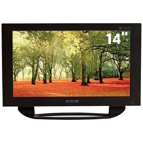 Televisão Cce 14