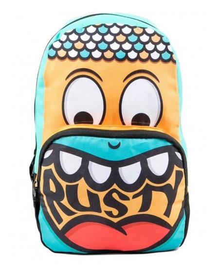 Mochila Rusty Goliath Backpack Runts - Multi Niño