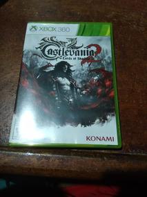 Castlevania 2 Lords Of The Shadows - Xbox 360 Original