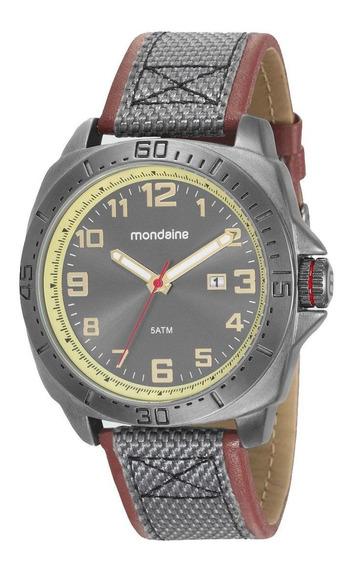 Relógio Mondaine Masculino Casual 99354gpmvsj2 Original