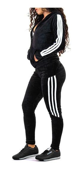 Conjunto Deportivo Dama Pants Sudadera Leggings Ropa 10