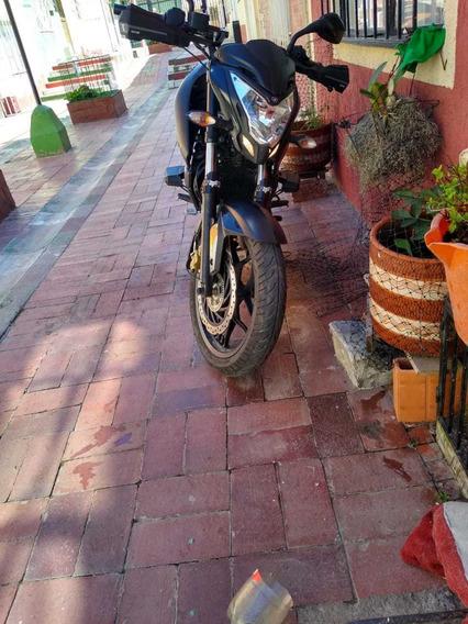 Moto Pulsar Ns 200 Full Inyeccion Con Frenos Abs