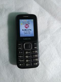 Celular Mox Preto
