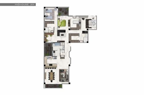 (crm-34-1439) Mid House 201