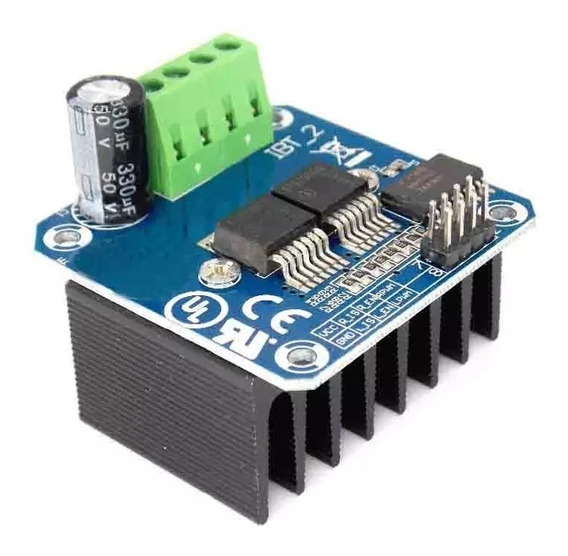 Módulo High-power Smart Car Motor Driver Bts7960 43a