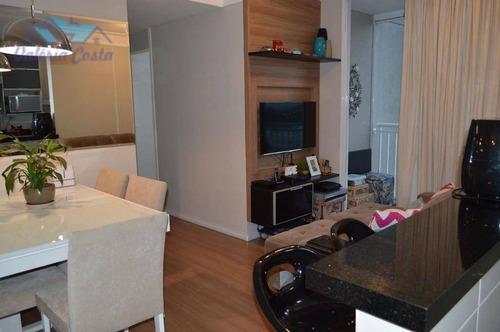 Imagem 1 de 27 de Apartamento Com 2 Dormitórios À Venda, 53 M² Por R$ 370.000,00 - Vila Guilherme - São Paulo/sp - Ap0566