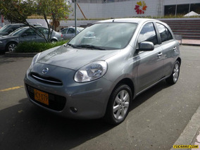Nissan March Advance Mt 1600cc 2ab Abs
