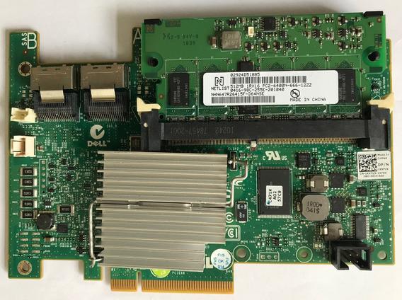 Controladora Dell Perc H700 512mb Com Bateria