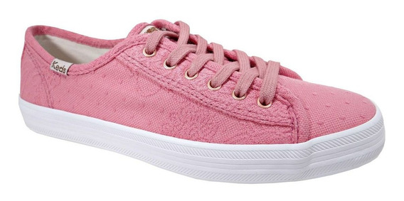 Tênis Keds Kickstart Cotton Lace