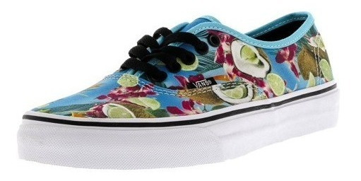 Promo Zapatillas Vans Authentic Lime - Wetting Day -