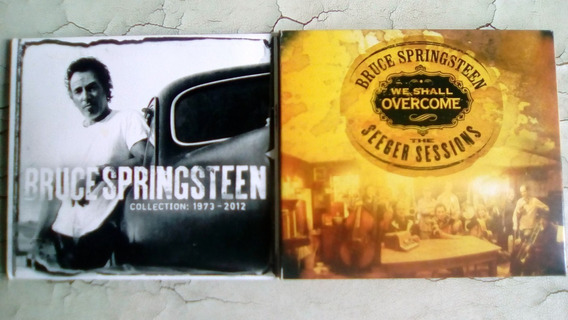 2cds Bruce Springsteen Seeger Sessions+dvd, Collection