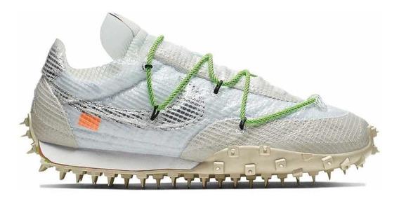 Sneakers Original Nike Waffle Racer Off-white Blancos Origin