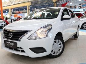 Nissan Versa 1.0 12v Flex!!!! Completo!!!!