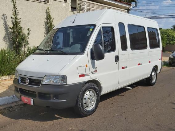 Ducato Minibus 2.8td Teto Alto - 16 Lugares - Único Dono
