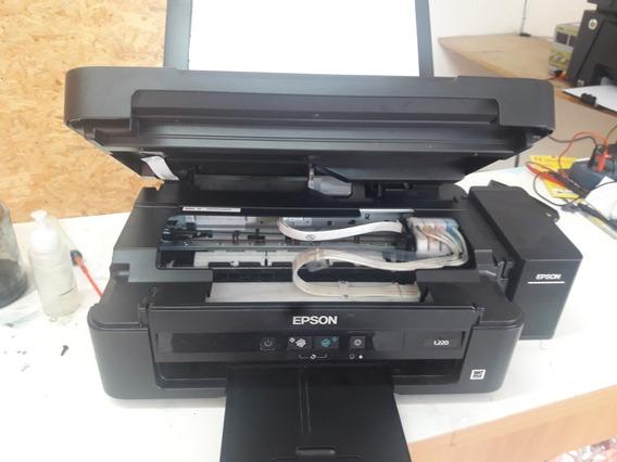 Impressora Ecotank L220 (leia O Anuncio)