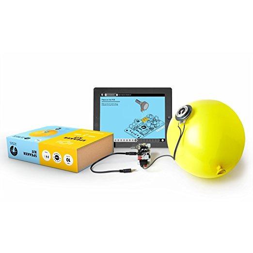 Tech Nos Ahorrará, Kit De Altavoces | El Juguete Educativo S