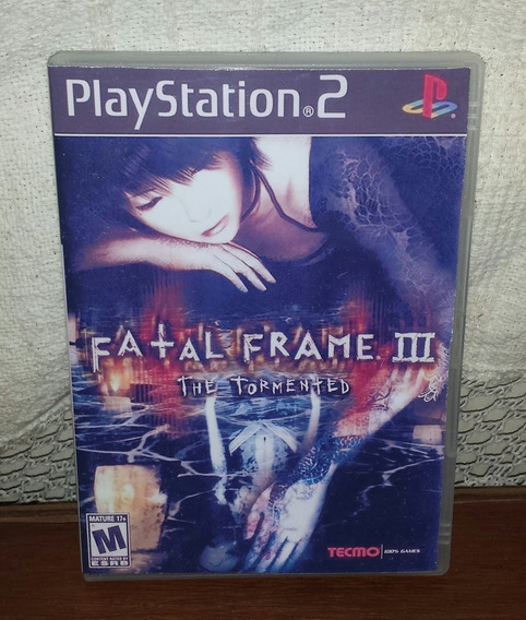 Fatal Frame 3 - Patch Ps2