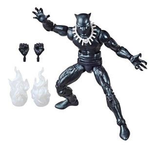 Figura Marvel Legends Super Heroes Vintage - Black Panther
