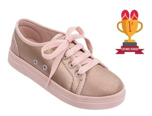 Tênis Feminino Infantil Barbie Street - 21895